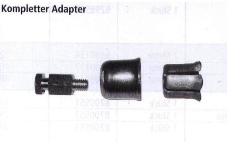 RUD RUD Centrax Adapterset 17 mm tbv nieuwe centrax modellen
