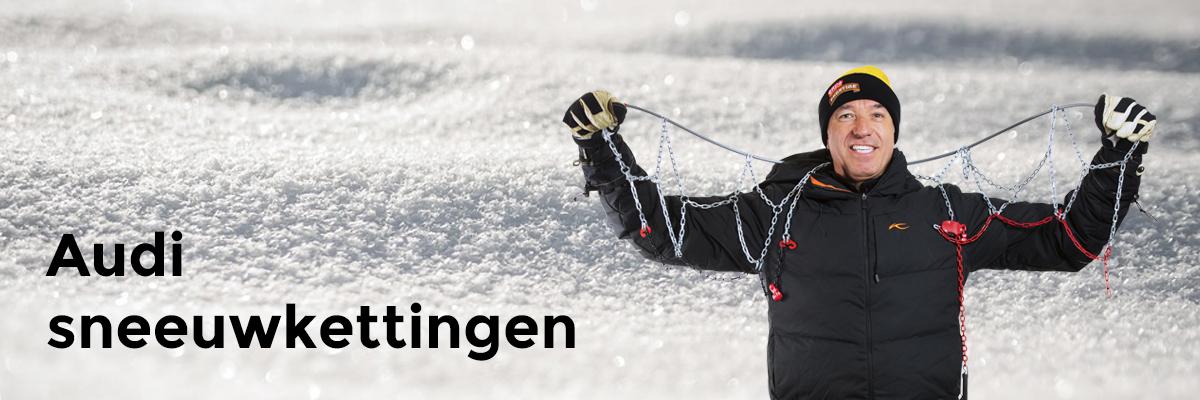Audi sneeuwkettingen